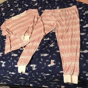 Burts bees baby brand pajamas